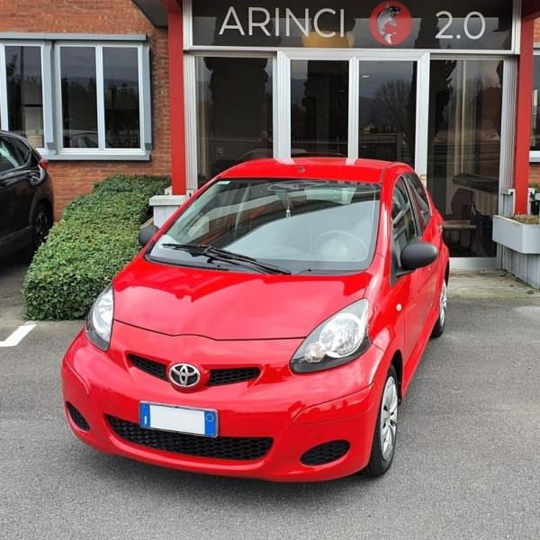TOYOTA Aygo 1.0 Now 5p